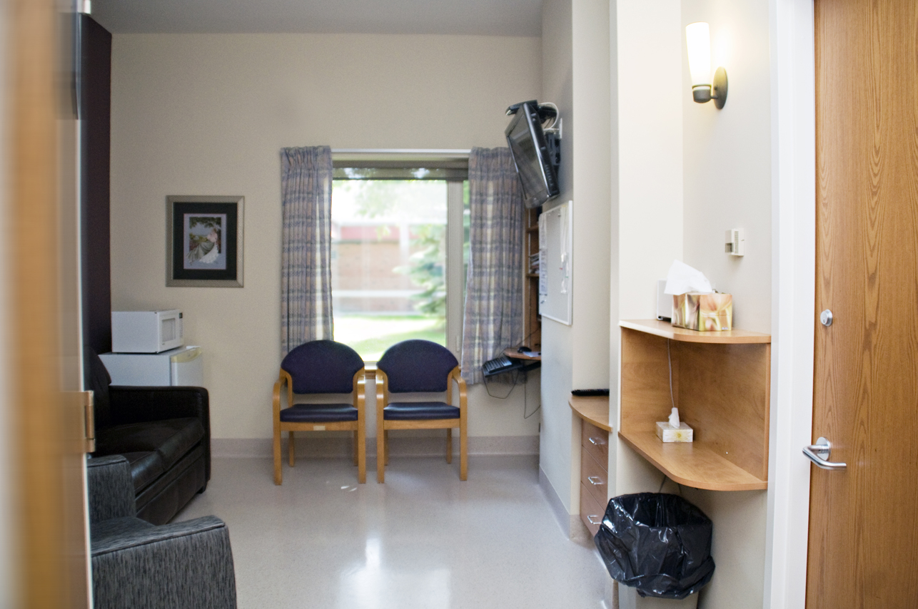 Palliative Care Family Room